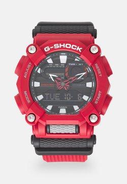 G-SHOCK - NEW GA HEAVY DUTY STREET - Montre à aiguilles - red