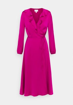 Milly - EMALEE DRESS - Freizeitkleid - magenta