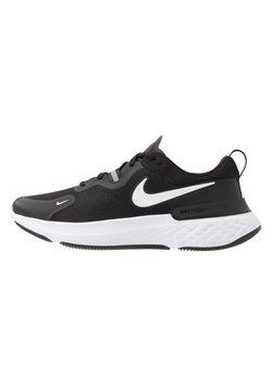 Nike Performance - REACT MILER - Zapatillas de running neutras - black/white/dark grey/anthracite