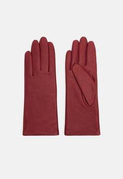 Kessler - Gloves - rowan red