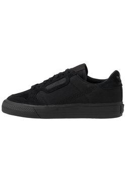 adidas Originals - CONTINENTAL VULCANIZED SKATEBOARD SHOES - Sneakers laag - core black/footwear white