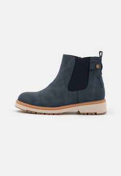 Refresh - Ankle Boot - navy
