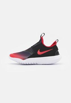 Nike Performance - FLEX RUNNER UNISEX - Zapatillas de running neutras - university red/black/white