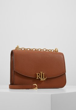 Lauren Ralph Lauren - CLASSIC  MADISON - Across body bag - lauren tan