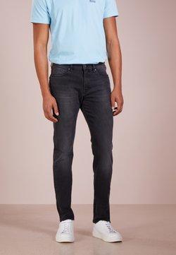 BOSS - DELAWARE - Jeans Slim Fit - black