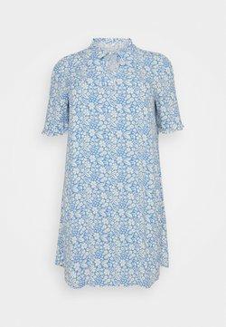MY TRUE ME TOM TAILOR - DRESS FEMININE A-LINE - Sukienka letnia - blue