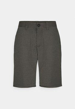Brixton - CHOICE  - Shorts - black/charcoal