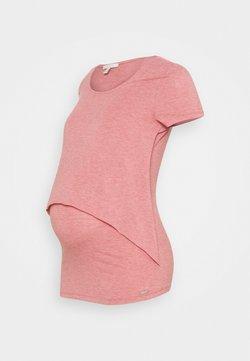 Esprit Maternity - NURSING - T-shirt basique - rose scent