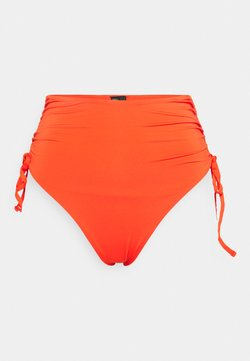 We Are We Wear - SIBELLE HIGH WAIST PANT - Bikinialaosa - orange