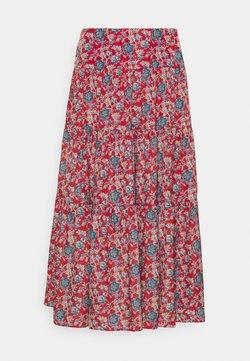 Lauren Ralph Lauren - A-line skirt - red
