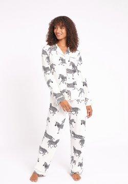 Chelsea Peers - ZEBRA  - Pyjama - white