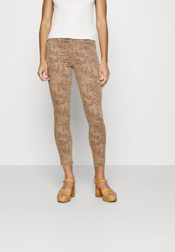 Mos Mosh - SUMNER LEO PANT - Jeans Skinny Fit - cuban sand