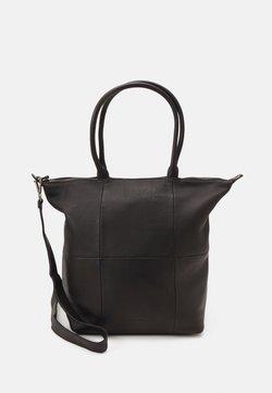 FREDsBRUDER - HAPPY - Shopping bag - black