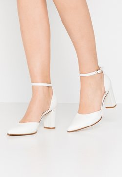 Anna Field - LEATHER - Pumps - white