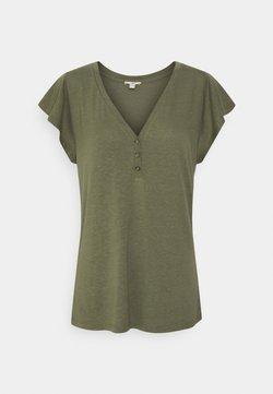 edc by Esprit - T-Shirt basic - khaki green
