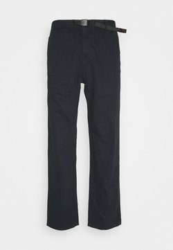 Gramicci - GRAMICCI PANTS LOOSE - Chinot - double navy