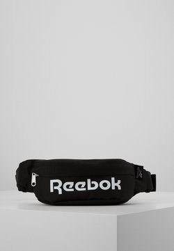 Reebok - ACT CORE WAISTBAG UNISEX - Sac banane - black