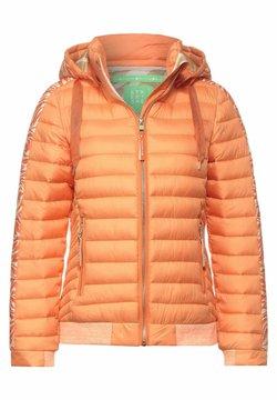 Street One - Winterjacke - orange