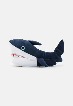 Loungeable - SHARK - Chaussons - navy