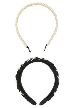 Stradivarius - 2 PACK - Haar-Styling-Accessoires - black