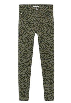 Mango - SCARLET - Jeans Skinny Fit - kaki