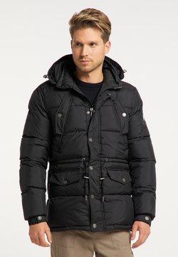 Mo - Winterjacke - schwarz