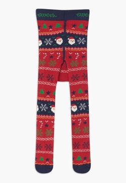 Ewers - BABY CHRISTMAS SANTA CLAUS UNISEX - Panty - rot
