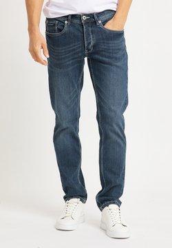Bruno Banani - Jeans Skinny Fit - dark blue denim