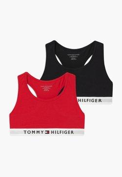 Tommy Hilfiger - 2 PACK - Brassière - red
