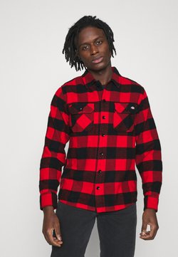 Dickies - NEW SACRAMENTO - Hemd - red