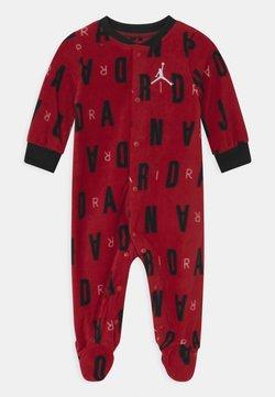 Jordan - JORDAN UNISEX - Jumpsuit - gym red