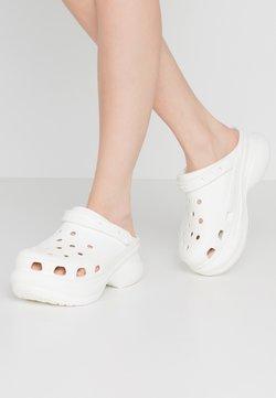 Crocs - CLASSIC BAE  - Pantolette hoch - white