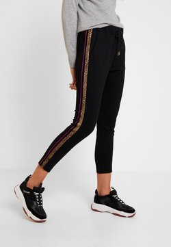 Rich & Royal - PANTS - Jogginghose - black