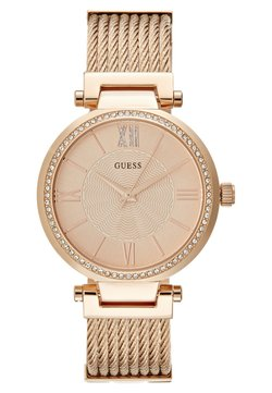 Guess - LADIES  - Watch - rosegold-coloured