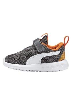 Puma - Sneakers laag - castlerock-puma white