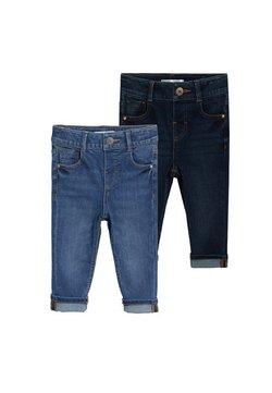 Mango - DIEGOP-I 2 PACK - Jeans slim fit - bleu moyen