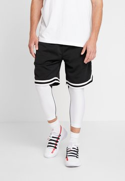 Under Armour - CURRY - Tights - black/white/mod gray
