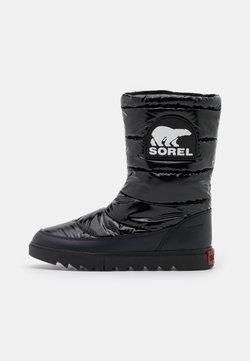 Sorel - JOAN OF ARCTIC NEXT LITE MID PUFFY - Snowboot/Winterstiefel - black