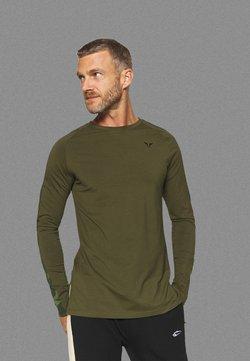 SQUATWOLF - LIMITLESS FULL SLEEVES TEE - Maglietta a manica lunga - khaki