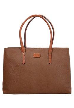 Bric's - LIFE  - Handtasche - camel