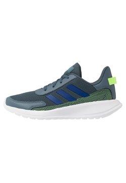 adidas Performance - TENSAUR RUN UNISEX - Chaussures de running neutres - legend blue/royal blue/signal green