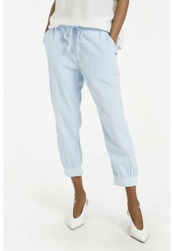 Kaffe - Jogginghose - chambray blue