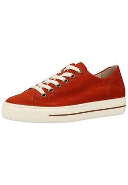 Paul Green - Sneaker low - ziegelrot 347