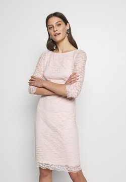 Esprit Collection - LEAVE STRETCH - Cocktailkleid/festliches Kleid - pastel pink