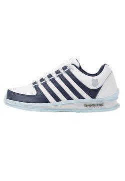 K-SWISS - RINZLER 15 YRS - Sneaker low - white/navy/crystal clear