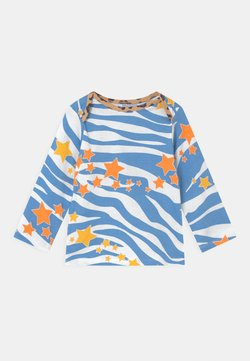 Never Fully Dressed Kids - AQUA ZEBRA PRINT UNISEX - Langarmshirt - multi-coloured