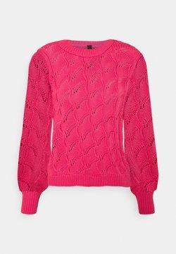 YAS Petite - YASDACEY PETITE - Jersey de punto - pink lemonade