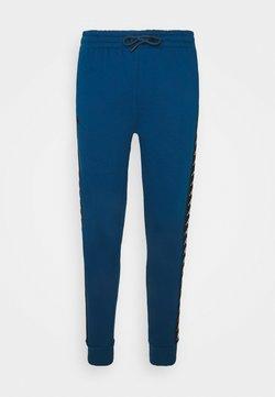 Kappa - JANTE - Pantaloni sportivi - poseidon