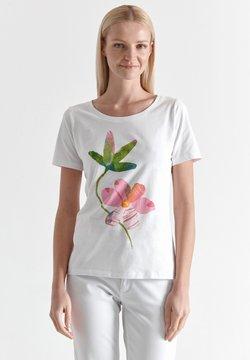 TATUUM - T-shirt imprimé - white