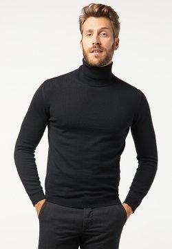 Pierre Cardin - VOYAGE - Pullover - schwarz